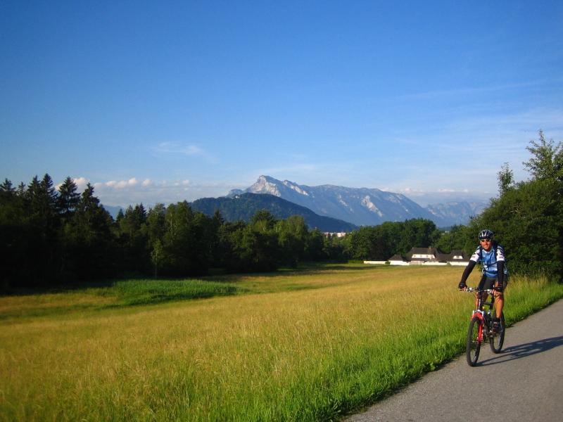 radwege biketrakking haus koidl pension privatzimmer vermietung